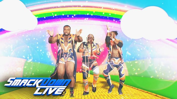 It's a NEW DAY for WWE SmackDown Live!