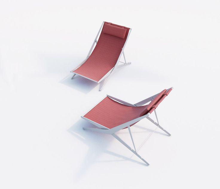 Deckchair Boomy by Coro #designbest #salonedelmobile #salonedelmobile2015 #milanodesignweek #mdw2015 #isaloni #design #interiordesign