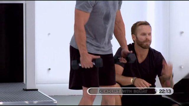 Bob HarperОписание: Не важно, приступаете ли вы впервые к тренировкам или возвращаетесь к ним после длительного перерыва, это программа подойдет вам, ведь она поможет вам сбросить лишний вес и обновить ваше тело, чтобы вы были в лучшей форме. Тренировка №1: 46 минут в режиме нон-стоп для того, чтобы нарастить мышцы и взвинить пульс до небес. Сотрите лишние фунты в пыль! Тренировка №2: 10-минутка на пресс для новичков Проверьте свою выносливость с помощью этой тренировки! Упражнения даются с…