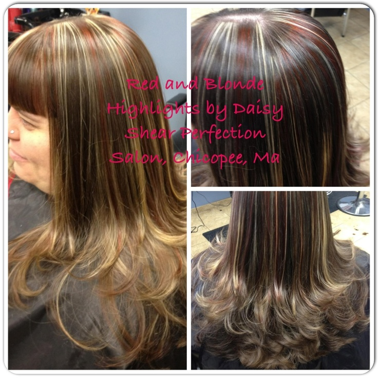 Hair Turning Blonde 45