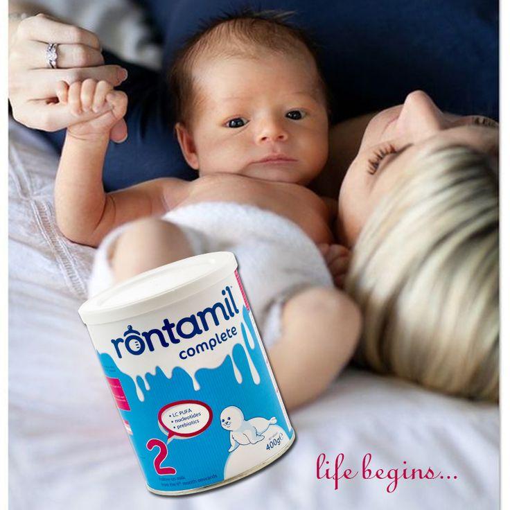 """""""Ασφάλεια και φροντίδα 'rontamil' από τον 6ο μήνα!""""  To Rontamil Complete 2 http://rontamil.gr/rontamil-2/ αποτελεί μέρος μιας πλήρους σειράς προϊόντων, ειδικά μελετημένων, έτσι ώστε να ανταποκρίνονται στις διατροφικές ανάγκες των βρεφών.  (rontamil: Ιδανική επιλογή για τα βρέφη όταν ο μητρικός θηλασμός δεν εφαρμόζεται.}"""