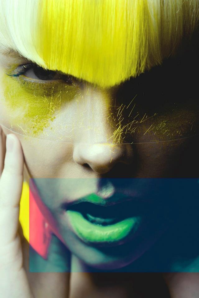 włosy: Sergiusz Pawlak Hair Artist make up: Makijażownia - Agnieszka Nowak modelka: Wioletta Goska