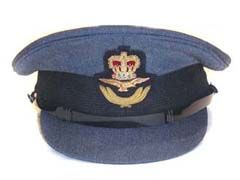 Pilot Officer in the RAF reserve