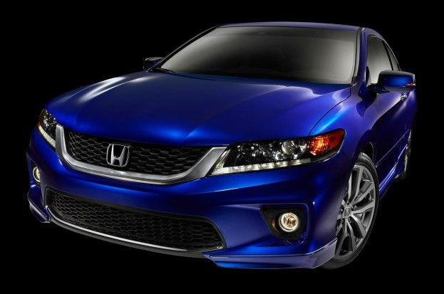 Honda Accord Coupe V-6 Adds Limited-Edition Performance Package - MotorTrend WOT
