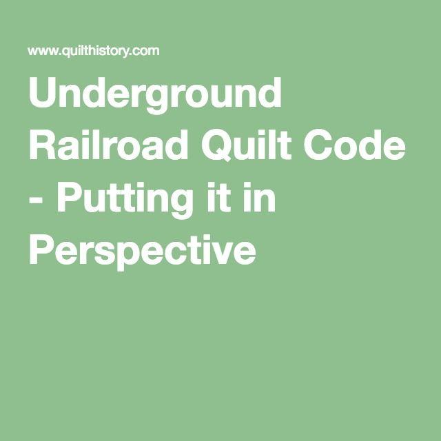 98 best UNDERGROUND RAILROAD QUILT images on Pinterest | African ... : underground railroad quilt code patterns - Adamdwight.com