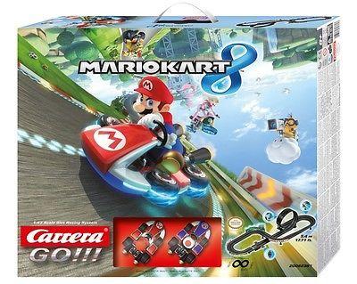 1970-Now 152936: Carrera Go!!! Nintendo Mario Kart 8 1 43 Slot Car Set 62361 Cra62361 -> BUY IT NOW ONLY: $99.99 on eBay!