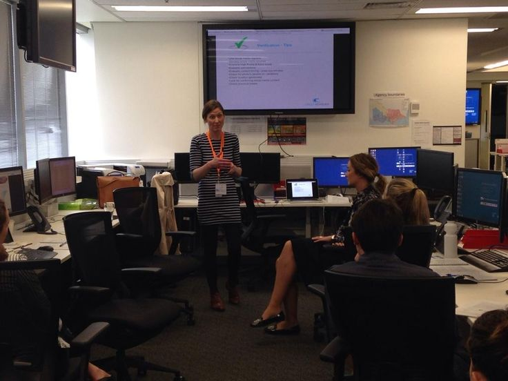 Oct 2014: Social Media For Emergency Management Training. State Control Centre, Victoria, Australia.