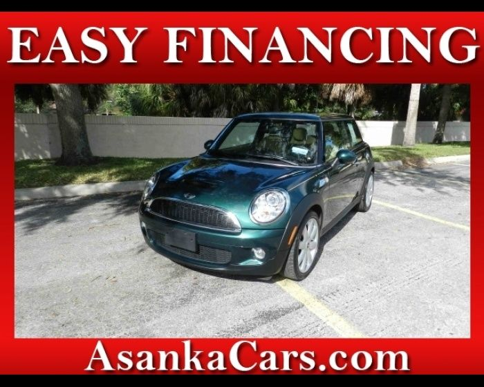 2009 MINI COOPER S EASY FINANCING FOR ALL CREDIT, http://www.localautos.co/for-sale-used-2009-mini-cooper-s-sarasota-florida_vid_502020.html