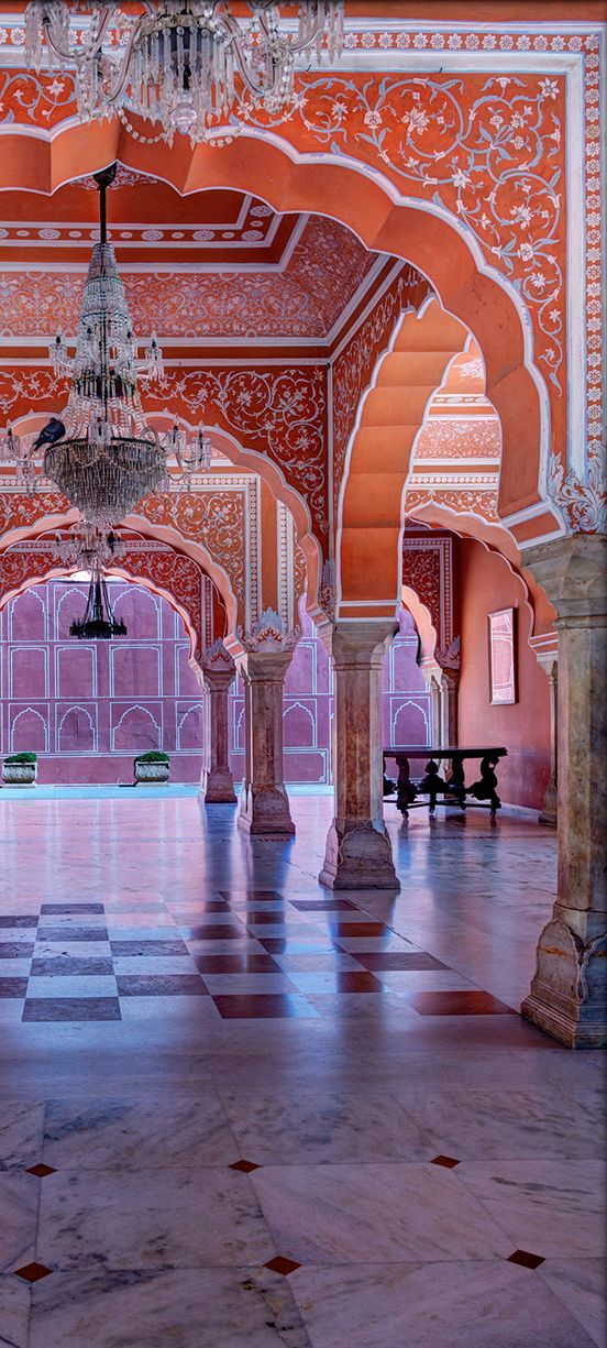 Jaipur, the Pink City                                                                                                                                                                                 More