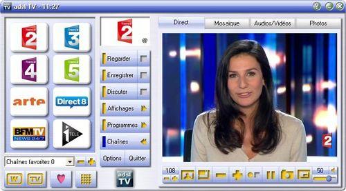 Regarder la télévision en direct sur son PC gratuitement