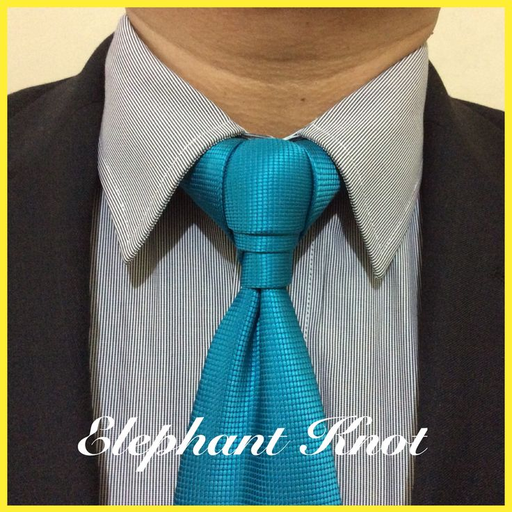 Elephant Knot created by Noel Junio.