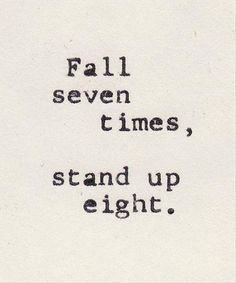 Just keep standing back up! Become a Certified Wellness Coach today at www.catalystcoachinginstitute.com
