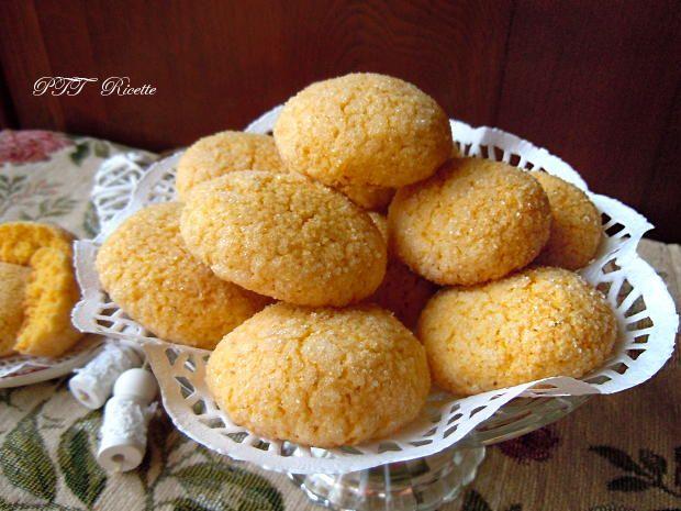 Biscotti al limone con farina di mais fioretto 8