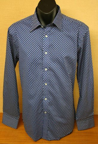 David Smith LS Casual Shirt Denim DS2103C