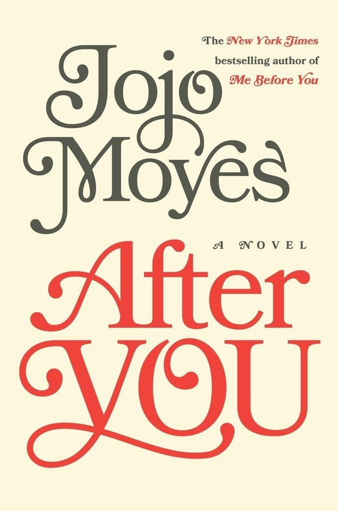 "Book and it's Prequel or Sequel - After You. Again I laughed, cried, laughed, cried some more. I liked ""Me Before You"" a little better, but was glad I read this to see what the characters are up to now."