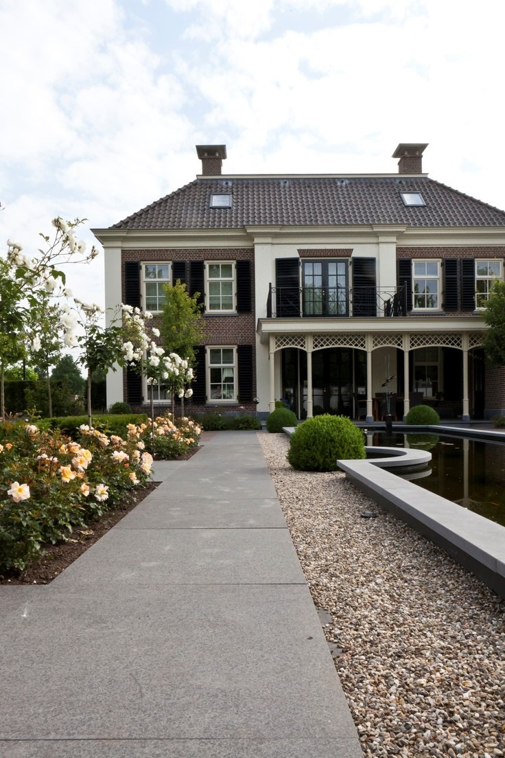 Exclusieve tuin vrijstaande woning This is awesome