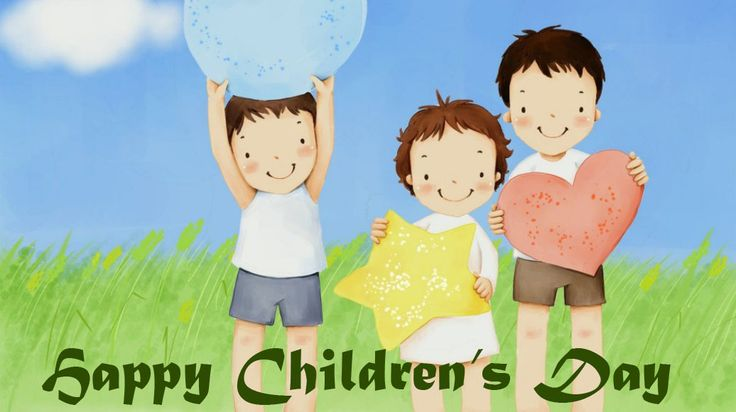 Another form of god is #children, sometime they will learn us a strict & truth lessons of life. They are so innocent, cute and sweet. Wish you all a very happy children's day!!!