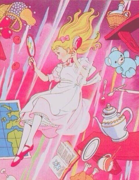ゆめかわいい 魔法少女