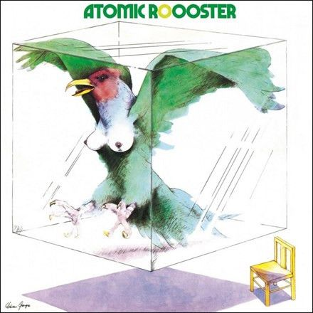 Atomic Rooster - Atomic Rooster Limited Edition 180g Import Vinyl LP October 21 2016 Pre-order