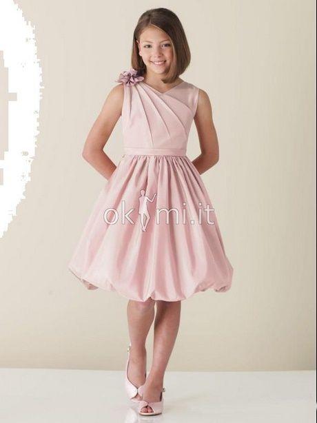 Vestiti Eleganti Bambina 12 Anni.Pin Su Abiti