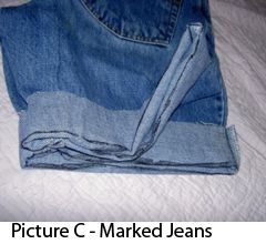 How To Make Cut-off Shorts From Your Jeans - JeansHub.com