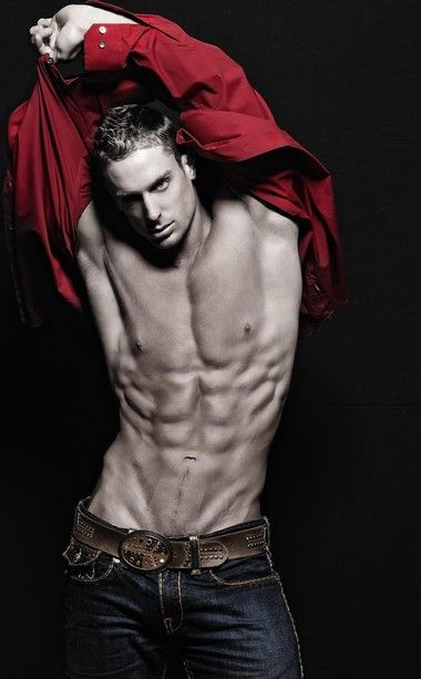 Your Hunk of the Day: Trevor Adams