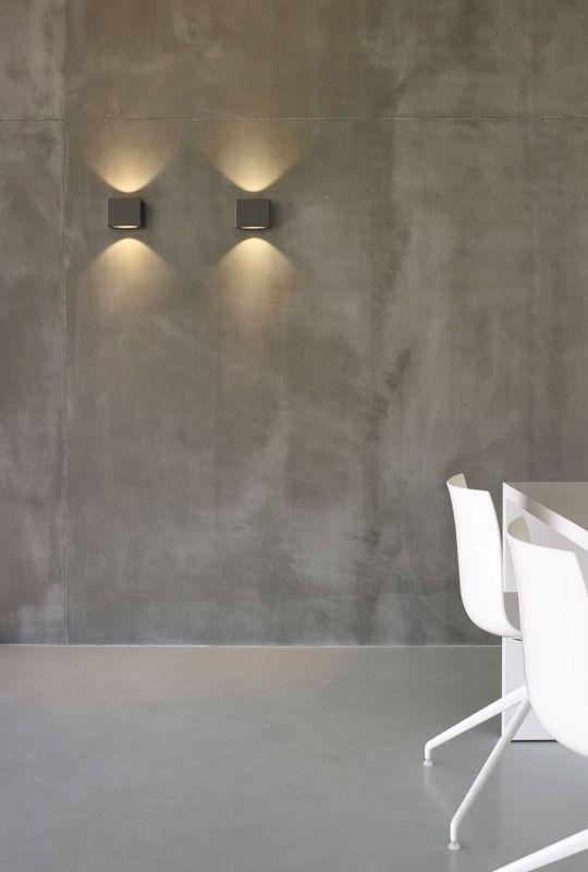 Tiga LED Wall Light by Delta Light Inlite » Archipro