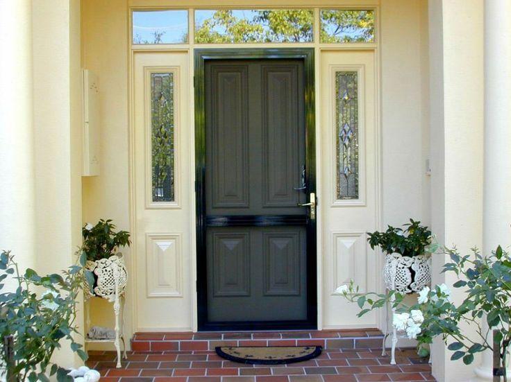 Black Screen Door : Best images about screen door on pinterest preserved