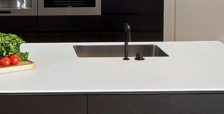 Skræddersyede bordplader - PFP leverandør af bordplader - Dupont Corian