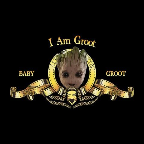 """And instead of a roar he just says """"I am Groot"""""""