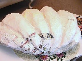 Katty's Cosy Cove: Making a Giant Clam Sea Shell