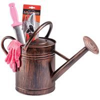 watering can gardening gift set a gardening gift basket idea without the basket