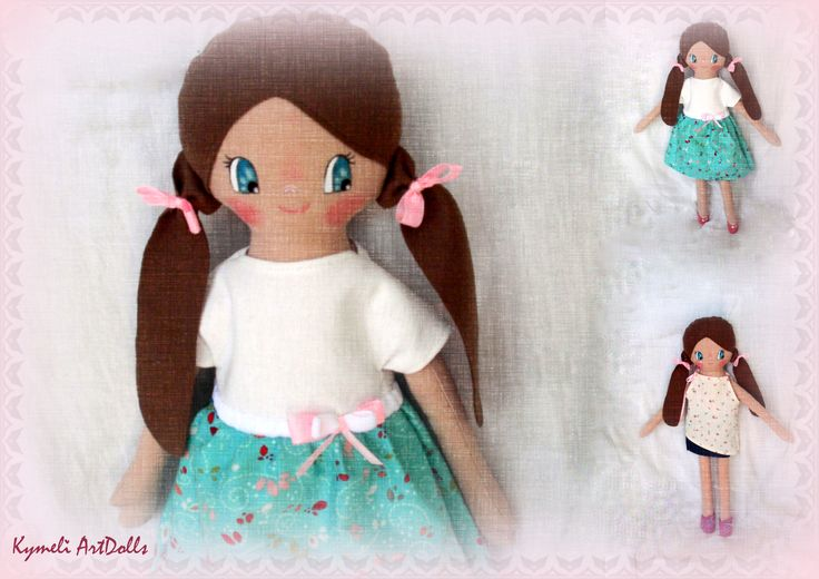 Doll for play 50cm