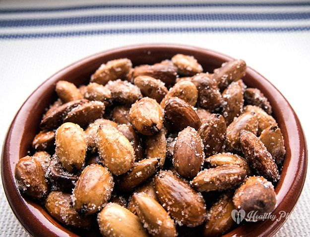 the almonds / las almendras