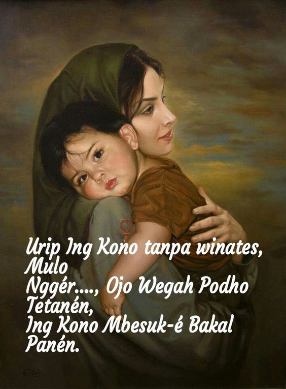 100 Kata Bijak Bahasa Jawa Kuno Beserta Artinya Betantt Com Kutipan Ibu Bijak Kutipan Tentang Ibu
