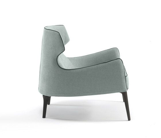 Armchairs | Seating | CROSBY | Frigerio. Check it out on Architonic