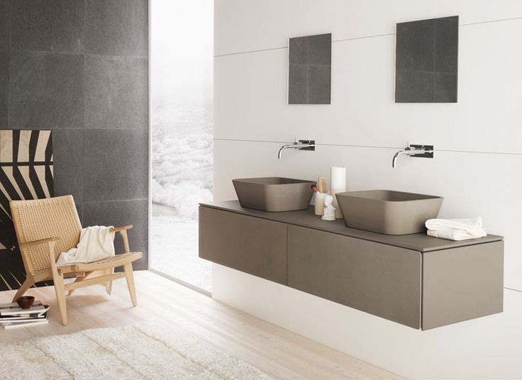 CP Hart Bathrooms | Mad About The House Neos floating vanity unit by neutra at CP hart