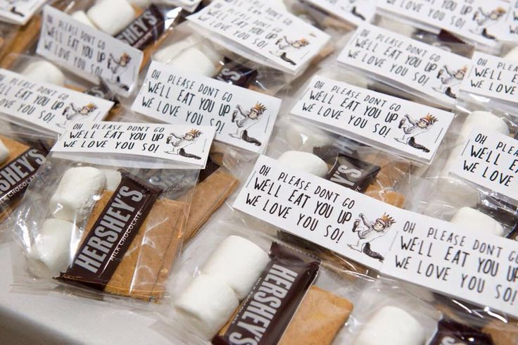 Where The Wild Things Are - First Birthday party - Party Favors