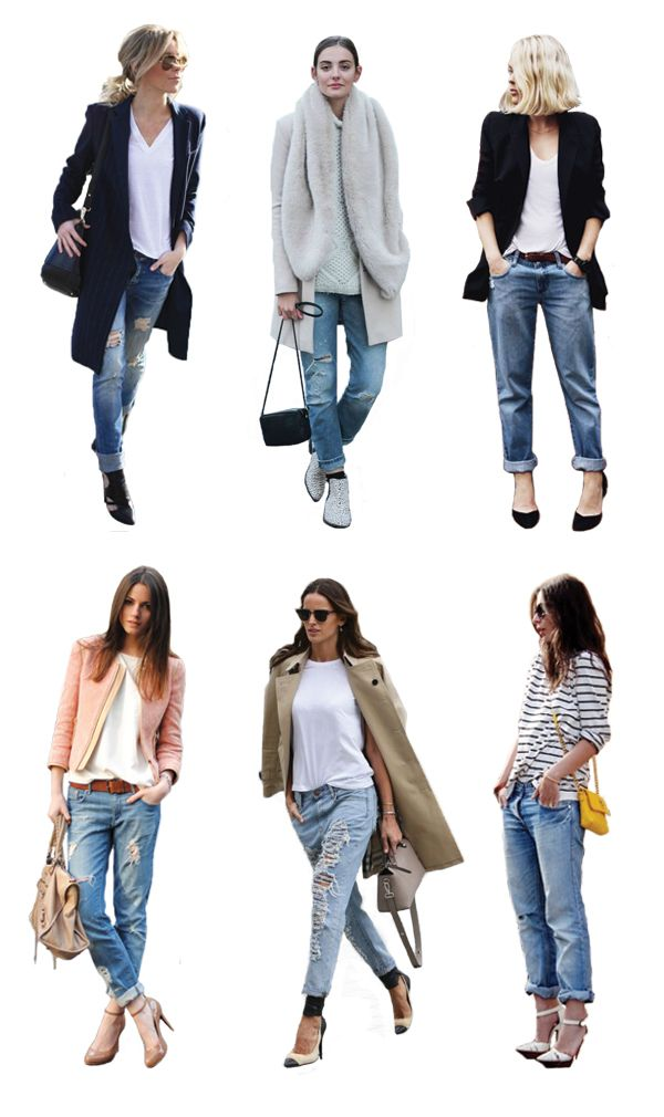 the current, boyfriend fit jeans top left photo is what I am talking about!