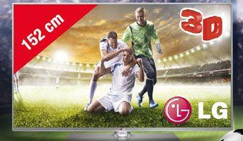 Gewinne mit Conforama und ein wenig Glück einen 152cm grossen 3D LED-Fernseher von LG https://www.alle-schweizer-wettbewerbe.ch/gewinne-3d-fernseher-von-lg/