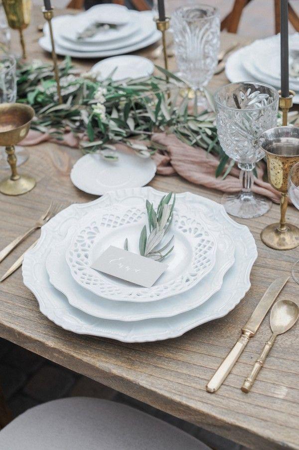 wedding table place setting ideas – Loris Decoration