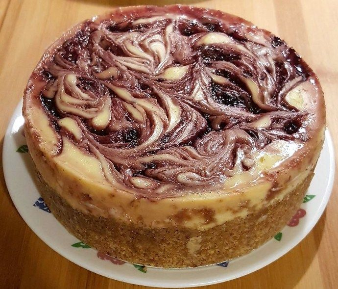 about Blackberry Cheesecake on Pinterest | Blackberries, Cheesecake ...