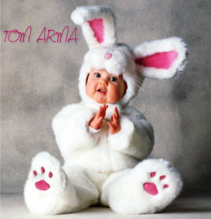 #Disfraz de Conejita bebe. Baby bunny #costume. #tomarma http://www.leondisfraces.es/producto-1256-disfraz-de-conejita-bebe