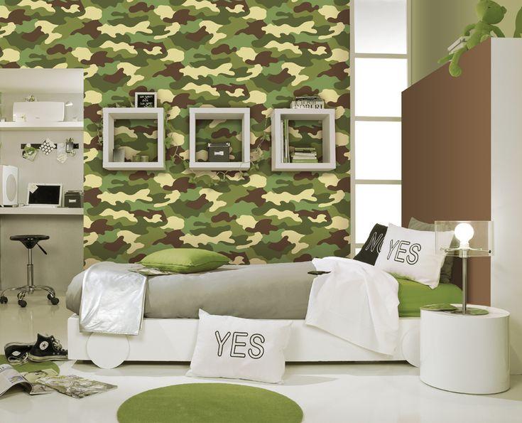 camouflage wallpaper camo room pinterest camouflage bedroom