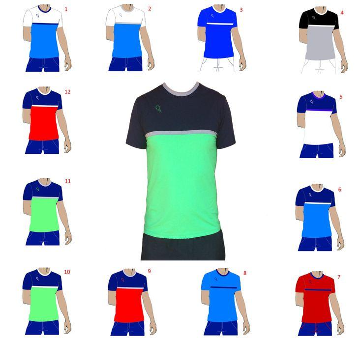 T-shirt uomo per il tennis,tessuto tecnico confortevole e traspirante,asciugatura rapida,personalizzabile nei colori e nelle misure,slim di sartoriadeltennis su Etsy