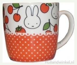 Miffy mug orange