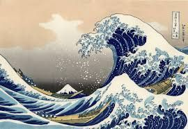 hiroshige wave - Google Search