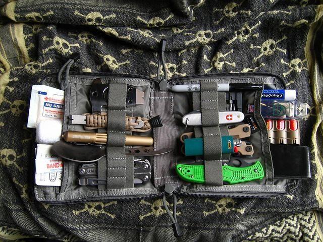 Sweet EDC kit.