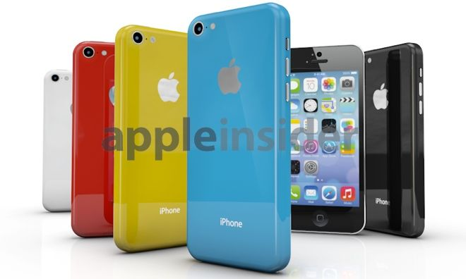 Rumor: New iPhones to debut as 'iPhone 5S' and 'iPhone 5C'