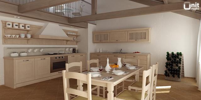 Kitchen_02 by Unit-Studio, via Flickr